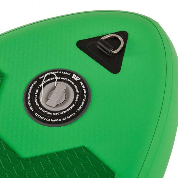 Aqua Marina BREEZE Inflatable SUP Rubber Patched Valve