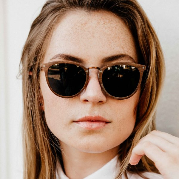 Wooden Clifton Sunglasses