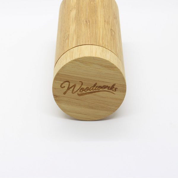 Complimentary Woodstock Bamboo Case