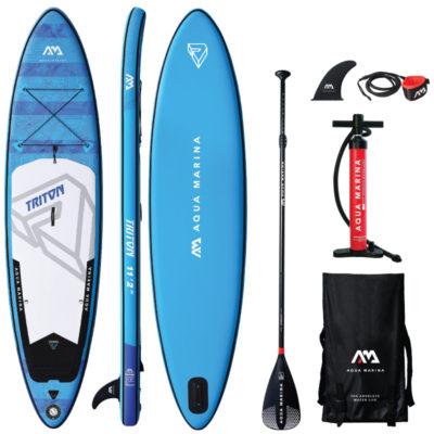 "Aqua Marina TRITON 11'2"" Inflatable SUP"