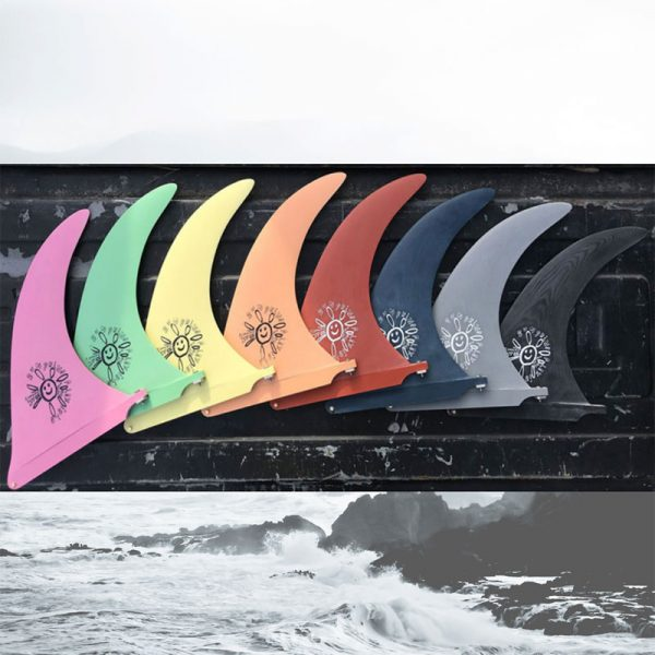 8 Different Alex Knost Sunshine 10 Longboard Fin Colours