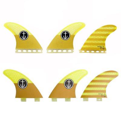 (CFF2111500.YLW_CFF3111500.YLW_CF) Small Thruster Fins