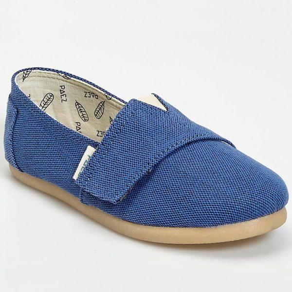 (CO30501K1001-316) Mini Paez Original Gum Combi Kids - Blue velcro closing