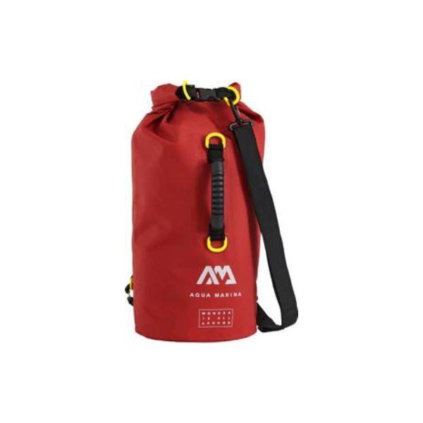 Red Aqua Marina Dry Bag, 20L Capacity